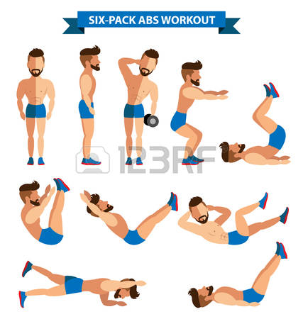 Fit man clipart picture transparent 17,996 Fit Man Stock Vector Illustration And Royalty Free Fit Man ... picture transparent