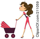 Fit mom clipart svg royalty free download Fit mom clipart - ClipartFest svg royalty free download