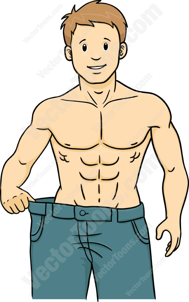Fit person clipart clipart black and white library Fit man clipart - ClipartFox clipart black and white library