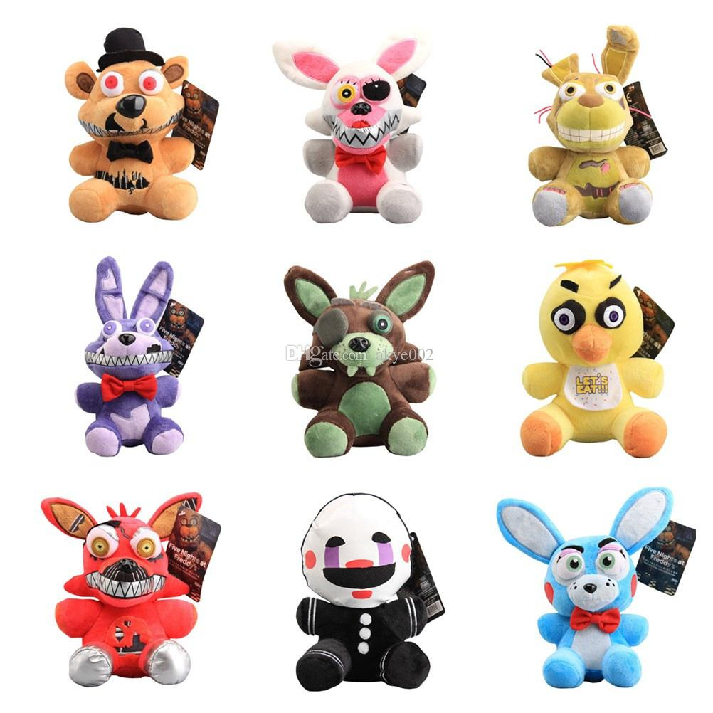 Hot sale style cm. Five night at freddy s stuffed animals clipart