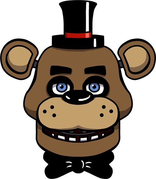 Five nights at freddys clipart. Portal