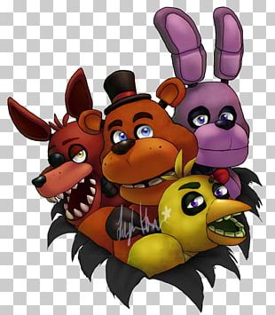 Night freddy s png. Five nights at freddys clipart