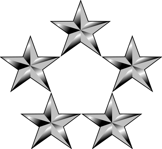 Star in a circle clipart jpg transparent download Five Star General Clipart jpg transparent download