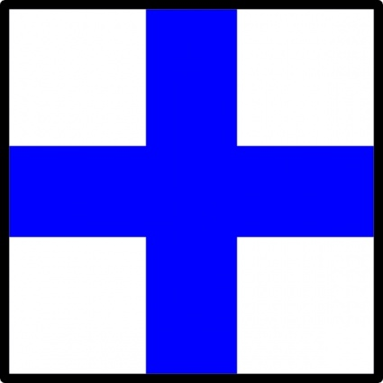 Flag alphabet letters clipart clip freeuse download Nautigal flags letter clipart - ClipartFest clip freeuse download