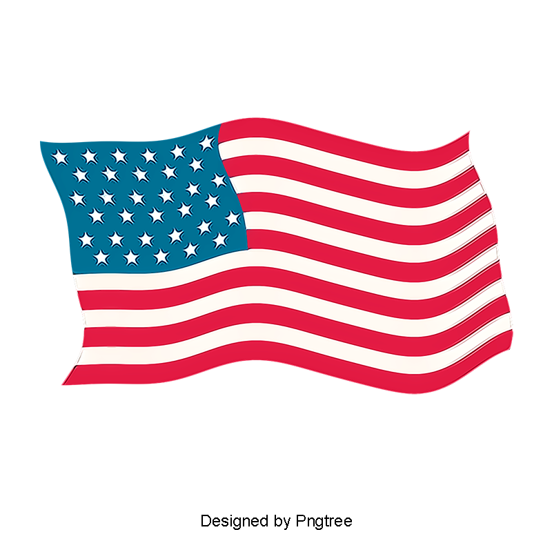 Flag clipart free download. Material united states png
