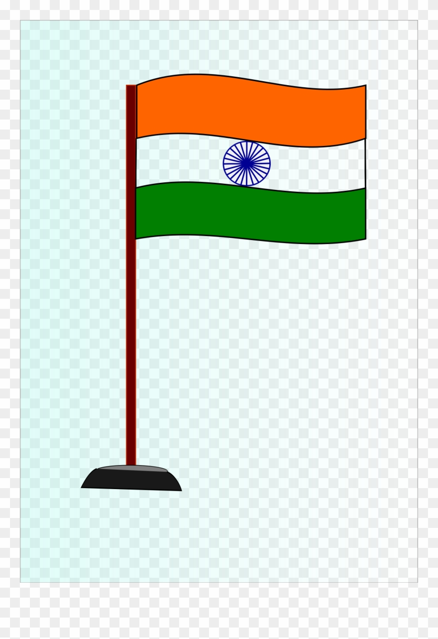 Indian full flag clipart transparent stock Strong Pictures Of National Flag India Clipart Indian - Indian Small ... transparent stock