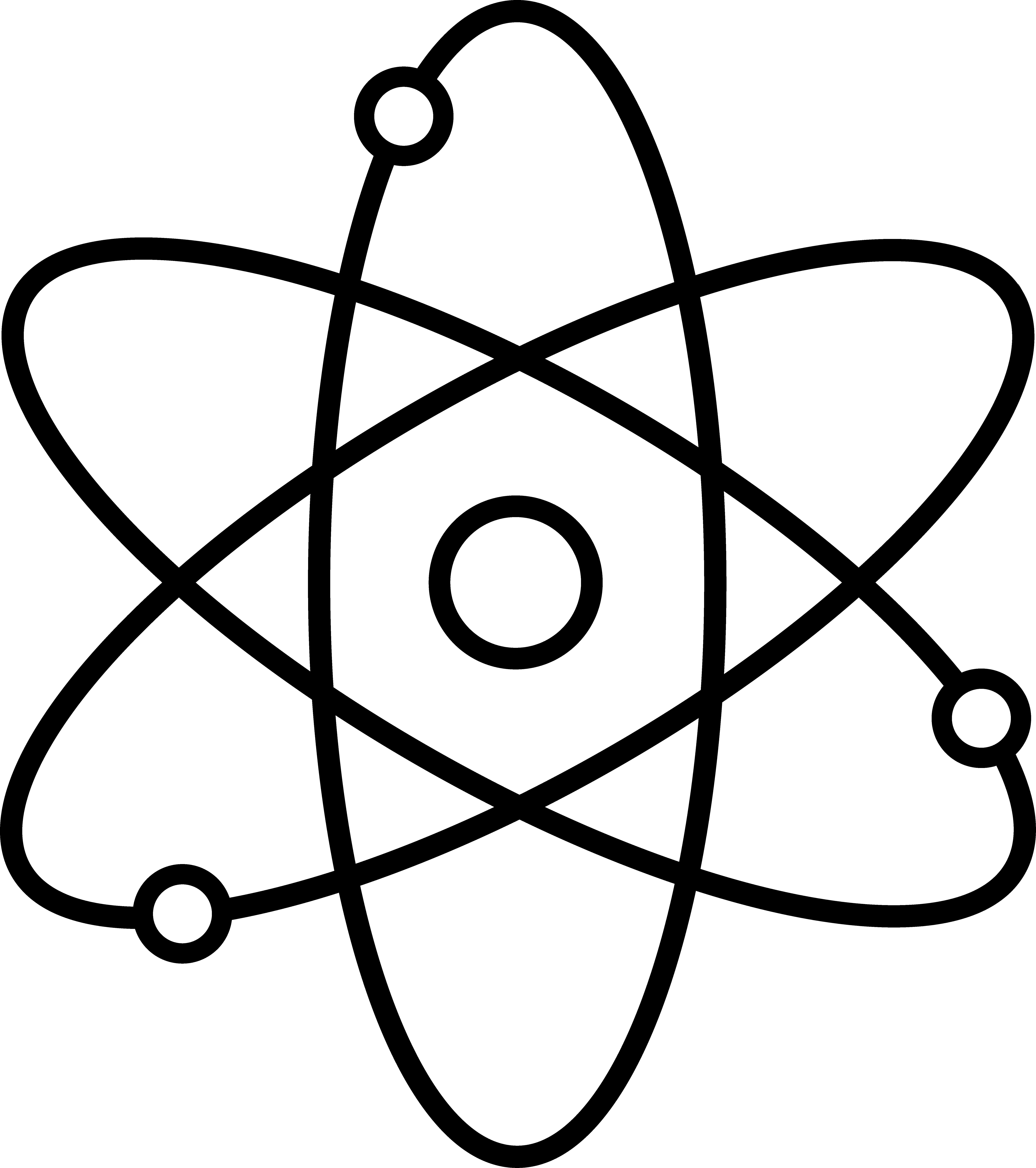 Half sun black and white clipart vector vector black and white library Free Science Cliparts Black, Download Free Clip Art, Free Clip Art ... vector black and white library