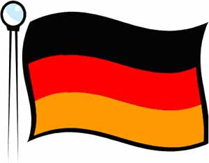 Flag germany clipart vector black and white download German Flag Clipart & Look At Clip Art Images - ClipartLook vector black and white download