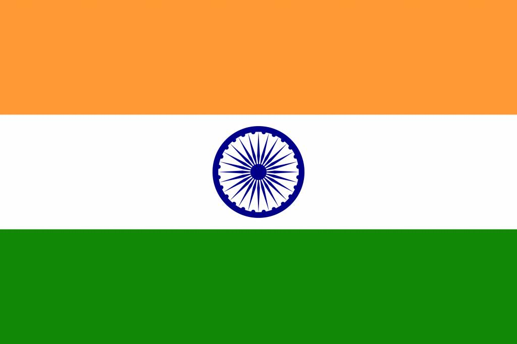 Indian flag images clipart picture India flag clipart - country flags picture