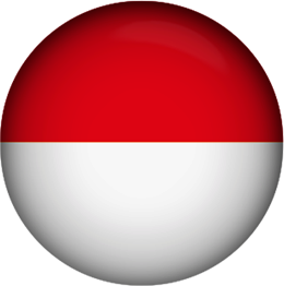 Flag of indonesia clipart png black and white Free Animated Indonesia Flags - Indonesian Clipart png black and white