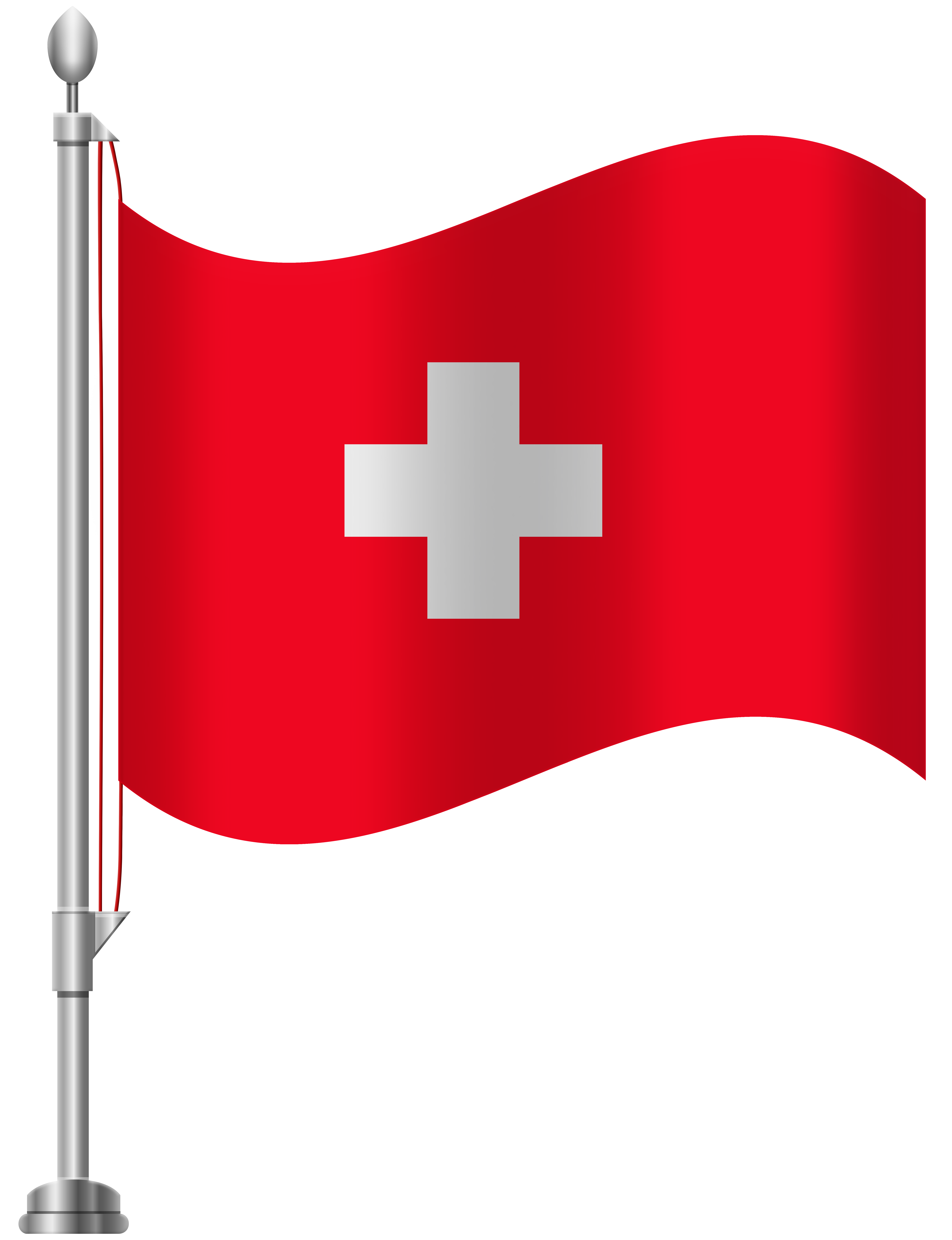 Switzerland flag clipart clip royalty free Switzerland Flag PNG Clip Art - Best WEB Clipart clip royalty free