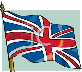 Flag of united kingdom clipart clip black and white United Kingdom Flag Clipart - Clipart Kid clip black and white