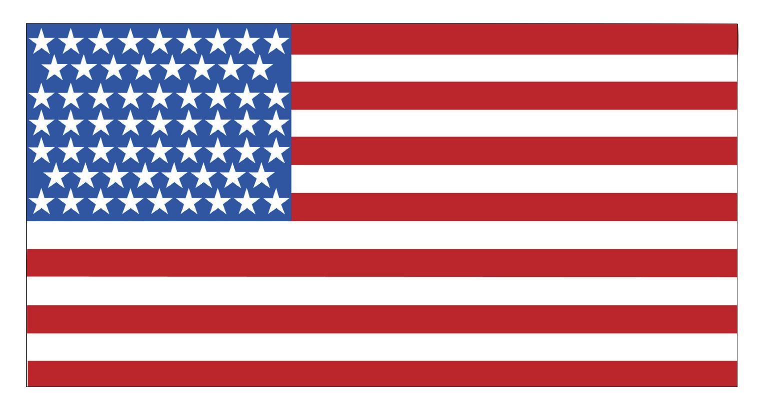 Flag of united states clipart picture free Us flag american flag united states clipart 2 clipartcow clipartix ... picture free