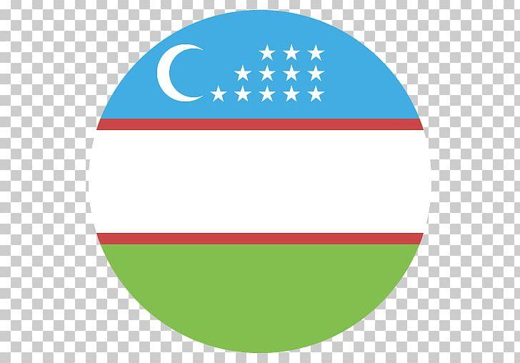 Flag of uzbekistan clipart image download Flag Of Uzbekistan Emoji Flag Of Albania PNG, Clipart, Area, Circle ... image download
