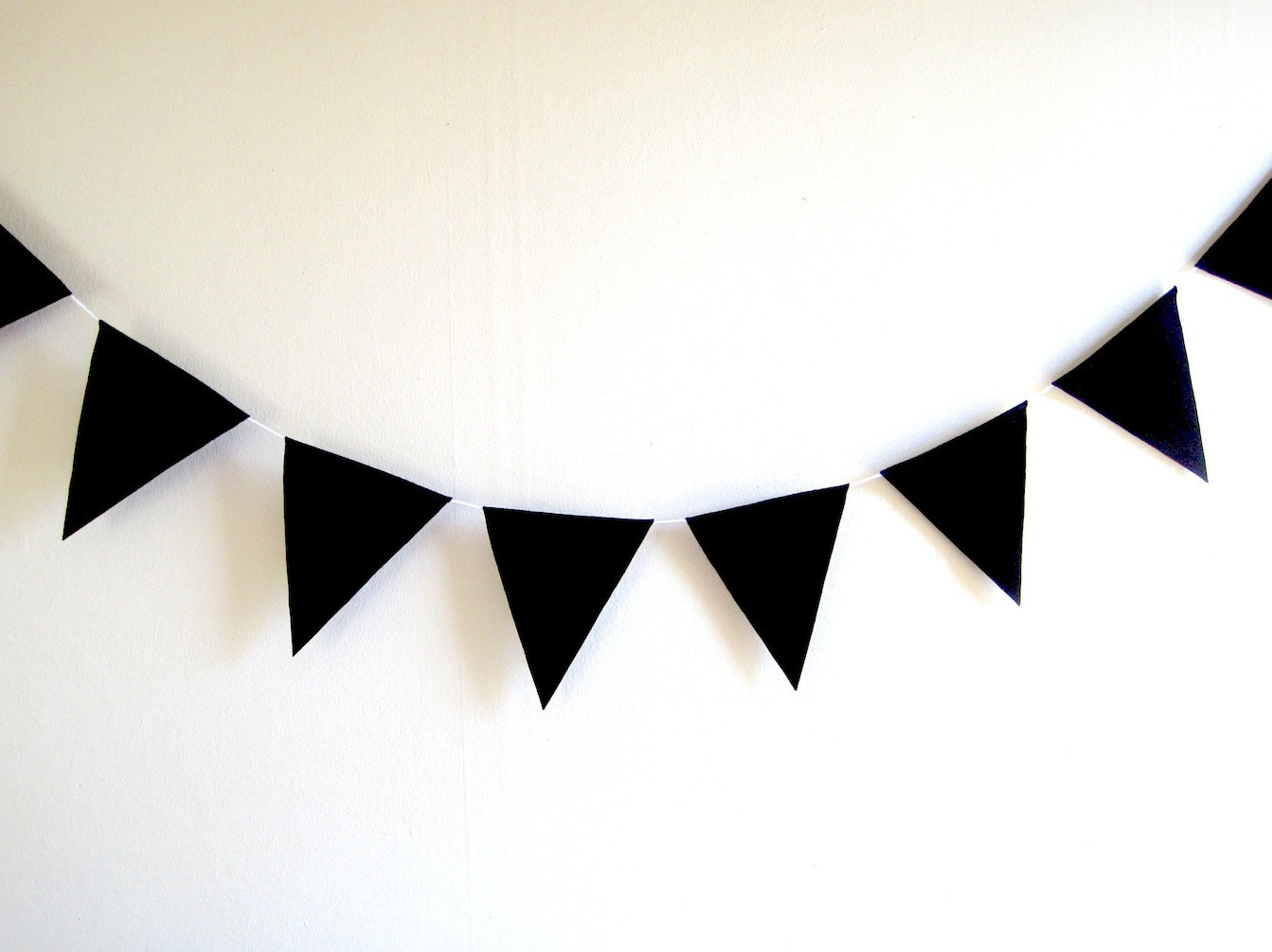 Flag pennant banner black and white clipart clip art black and white library Pennant Banner Clipart | Free download best Pennant Banner Clipart ... clip art black and white library