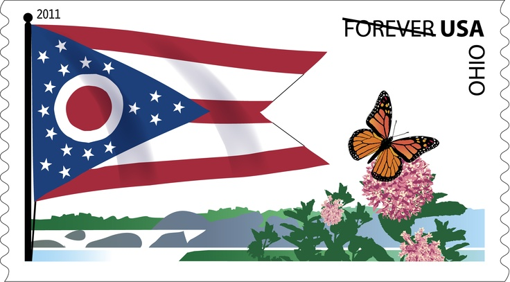 Flag swallow tail clipart clipart free library The state flag of Ohio is a tapered, swallow-tailed shape, with 17 ... clipart free library