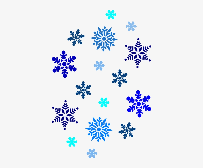 Flakes clipart clip freeuse library Flakes Clip Art At Clker Com Vector - Snowflakes Clipart - Free ... clip freeuse library