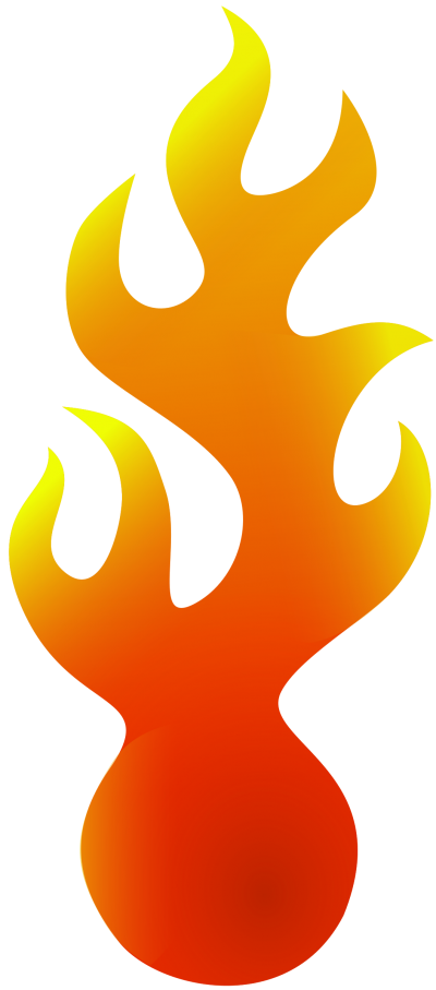Flame and cross clipart. Clipartaz free collection flames