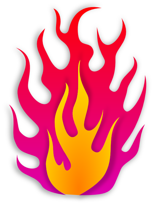 Flame and cross clipart. I royalty free public