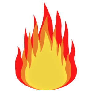 Flame cartoon clipart png transparent stock Flames fire flame cartoon free clipart images clipartgo - Clipartix png transparent stock