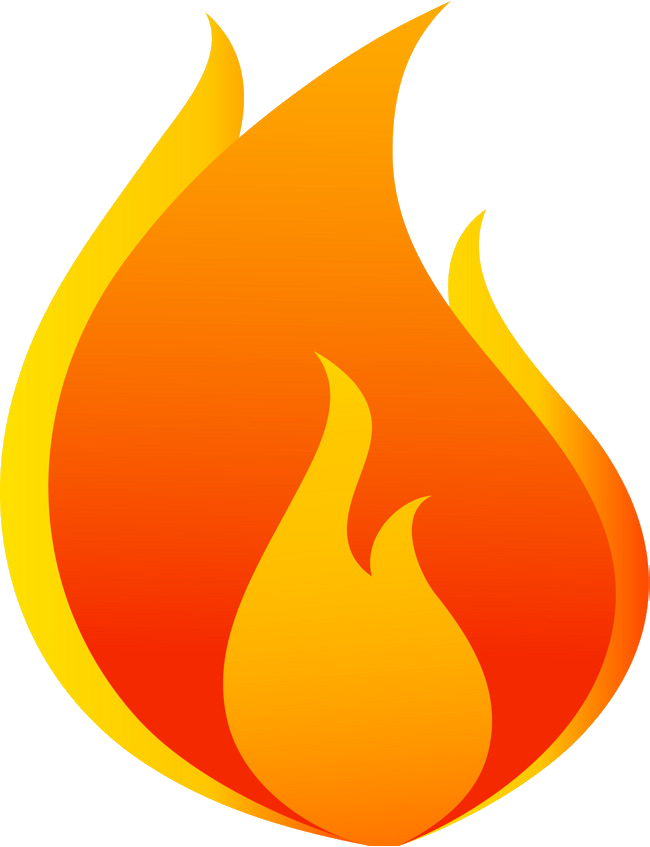 Flame cartoon clipart download Fire Cartoon Flame Chart Clipart Flames Shape And In Png - AZPng download