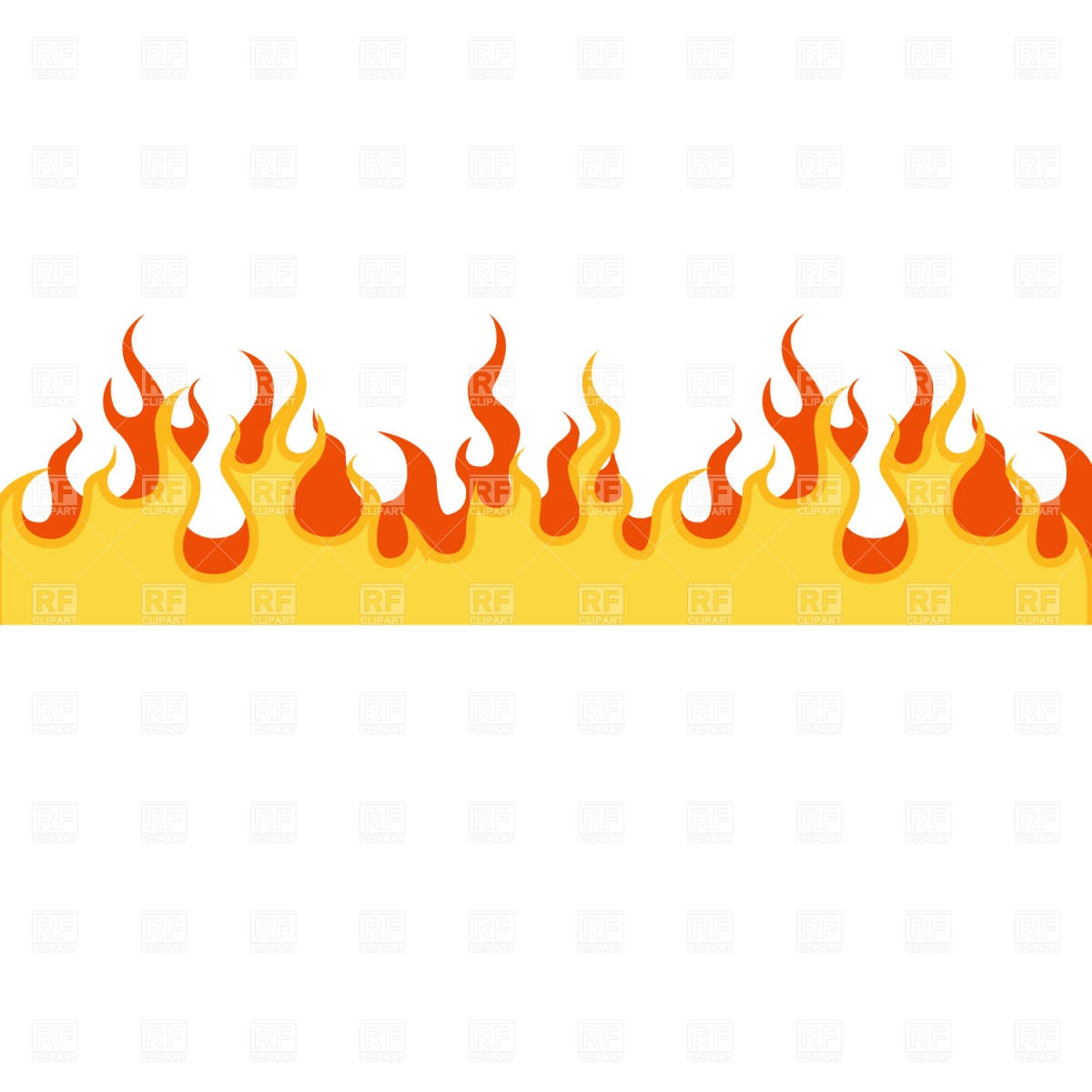 Picture of flames clipart clip free Flame Clip Art Free | Clipart Panda - Free Clipart Images clip free