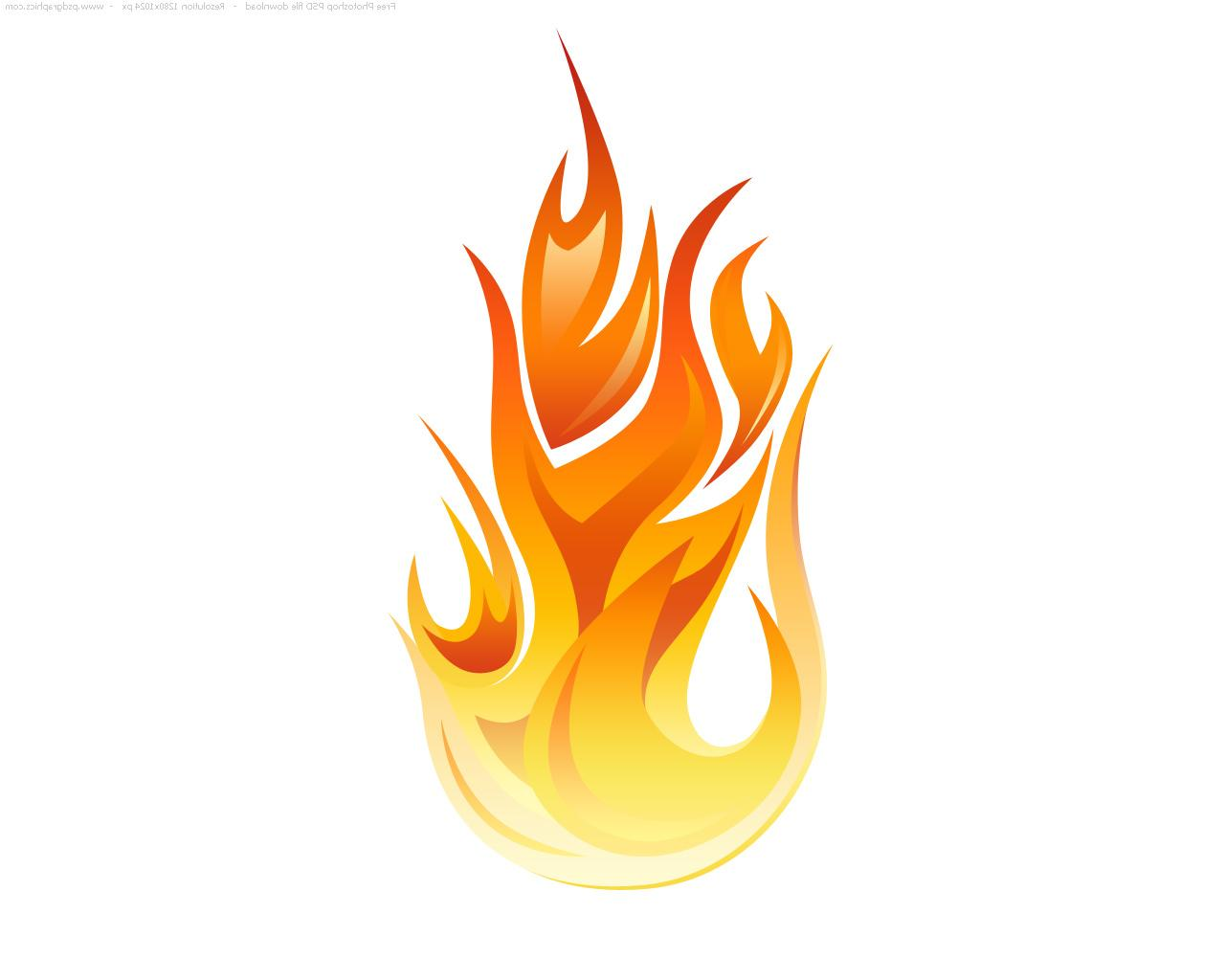 Flame fire clipart. Of free download best