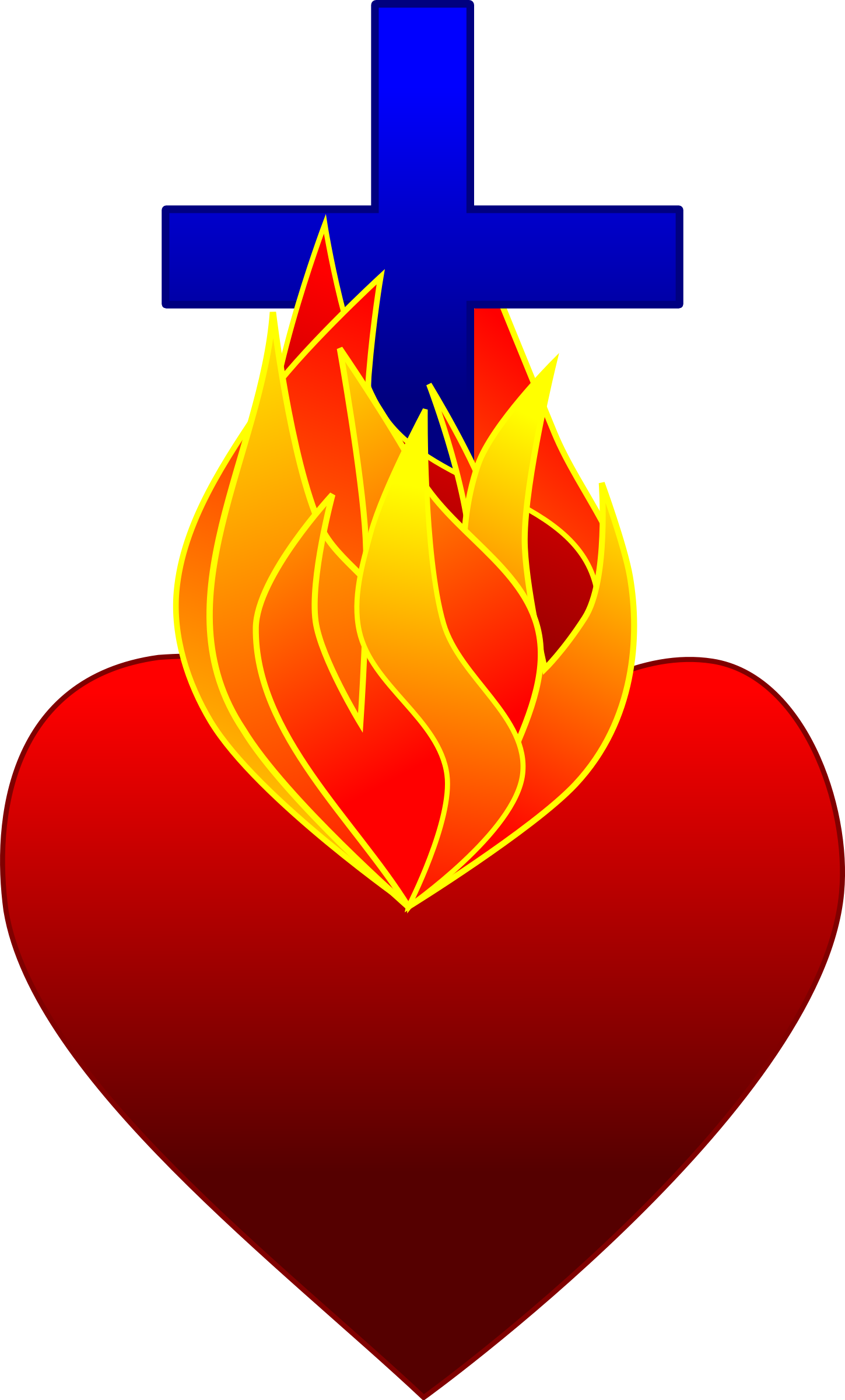 Flame heart clipart jpg freeuse library Fire · ClipartHot jpg freeuse library