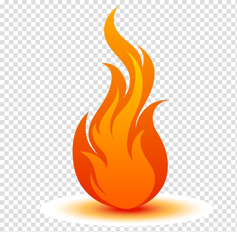 Flame logo clipart image royalty free stock Flame Fire Logo, Constantly up the channeling flames transparent ... image royalty free stock