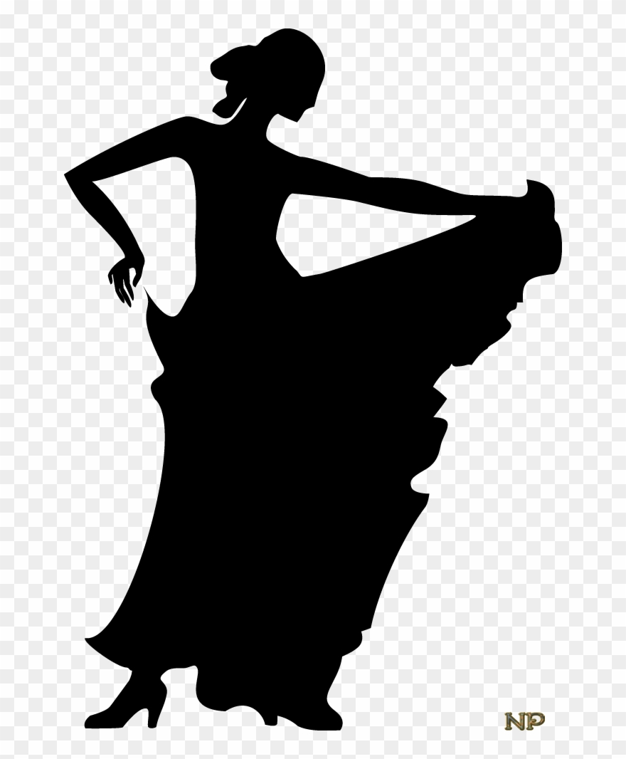 Flamenco dance clipart in black and white clipart download Woman Silhouette, Dancer Silhouette, Flamenco Dancers, - Clip Art ... clipart download