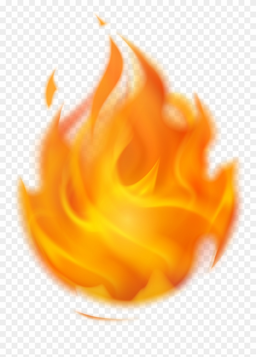 Flames clipart transparent background vector royalty free download Flames Clipart Revival - Transparent Background Fire Png (#1223559 ... vector royalty free download