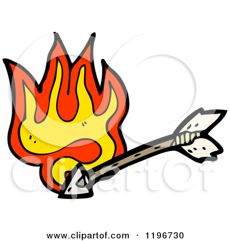 Flaming arrow clipart free clip art library download Royalty-Free (RF) Flaming Arrow Clipart, Illustrations, Vector ... clip art library download