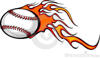 Flaming baseball clipart picture black and white Flaming Baseball Clipart - Clipart Kid picture black and white