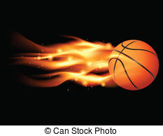 Flaming basketball clipart vector black and white download Flaming basketball Illustrations and Clip Art. 480 Flaming ... vector black and white download