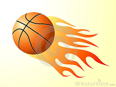 Flaming basketball clipart graphic royalty free stock Basketball Flame Stock Illustrations – 352 Basketball Flame Stock ... graphic royalty free stock