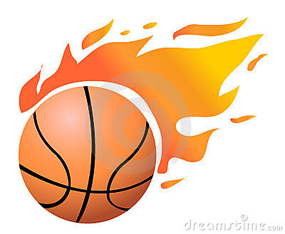 Flaming basketball clipart free library Flaming basketball clipart - ClipartFest free library