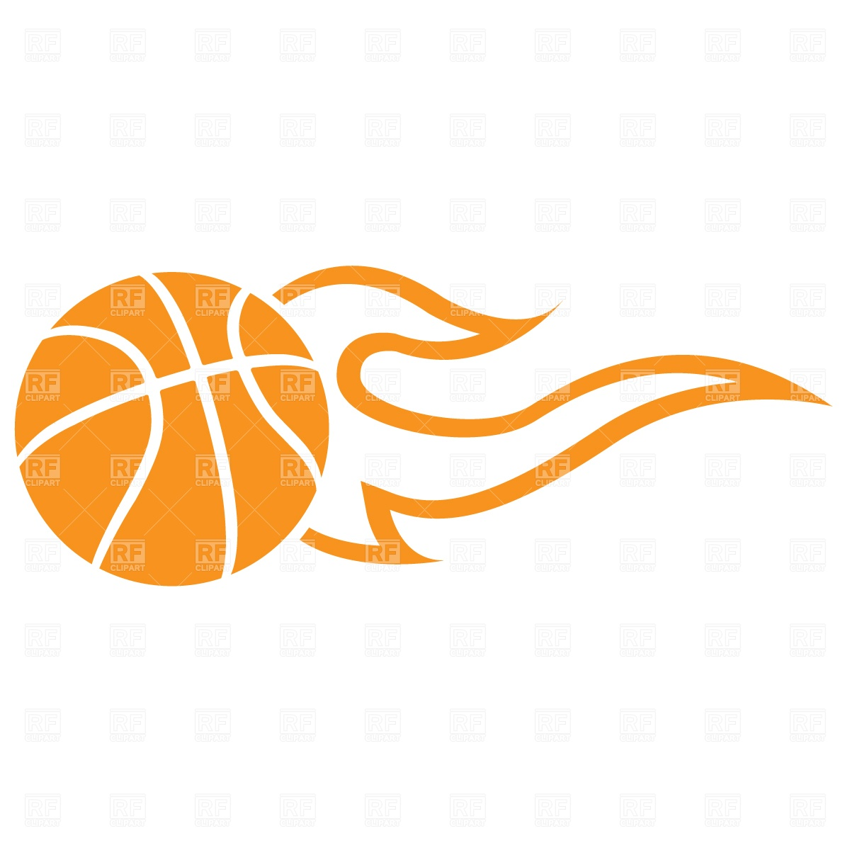 Flaming basketball clipart clipart royalty free stock Flaming Basketball Clipart - Clipart Kid clipart royalty free stock