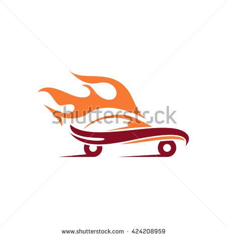 Flaming car clipart clip art stock Car Flames Stock Images, Royalty-Free Images & Vectors   Shutterstock clip art stock