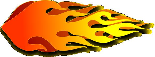 Flaming car clipart clip freeuse Flame 3 Clip Art at Clker.com - vector clip art online, royalty ... clip freeuse