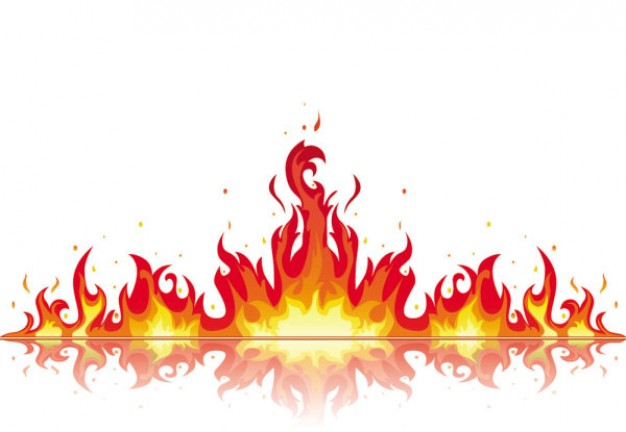 Flaming clipart png free Flaming clipart - ClipartFest png free