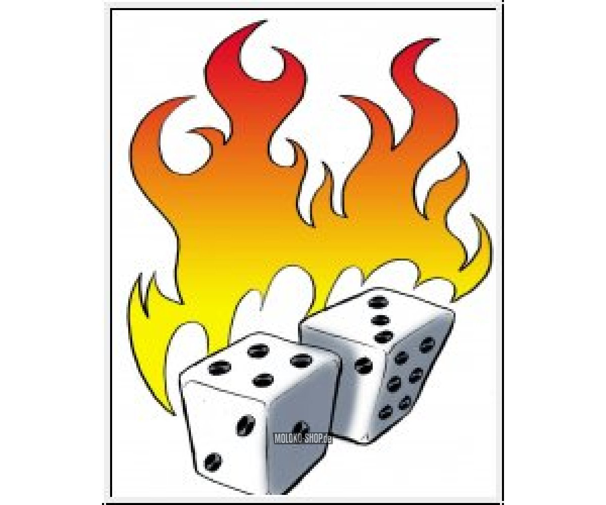 Flaming dice clipart 3 png royalty free download Rolling Dice Flames | Clipart Panda - Free Clipart Images png royalty free download