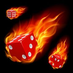 Flaming dice clipart 3 png download Flaming dice clipart 3 - ClipartFox png download