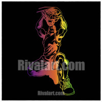 Flaming dunker photo clipart clipart transparent Basketball Clipart on Rivalart.com clipart transparent