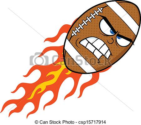 Flaming football clipart png transparent download Flaming Football Clipart - Clipart Kid png transparent download