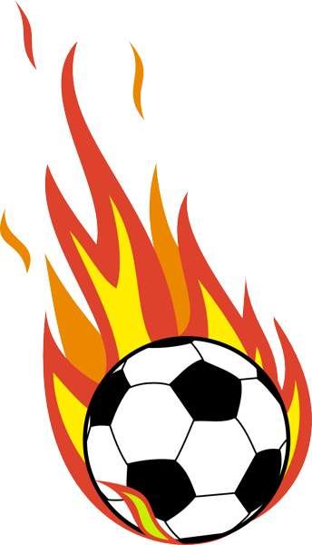 Flaming football clipart png royalty free stock Flaming Football Clipart - ClipArt Best png royalty free stock