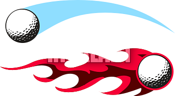 Flaming golf ball clipart svg free Flaming Golf Ball Clipart - Clipart Kid svg free