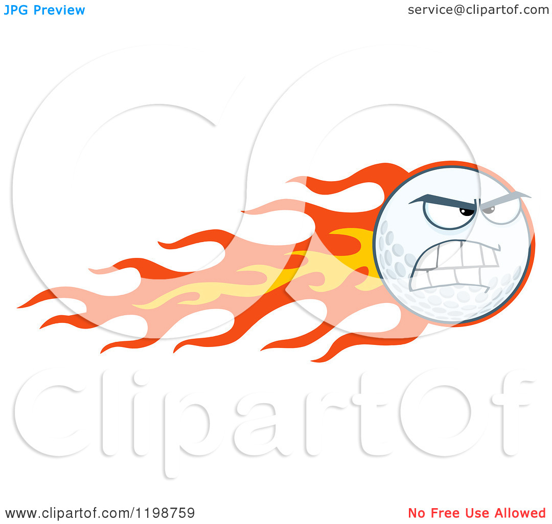 Flaming golf ball clipart clip black and white stock Flaming Golf Ball Clipart - Clipart Kid clip black and white stock