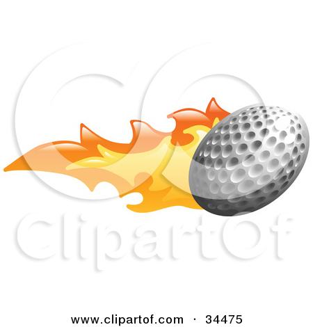 Flaming golf ball clipart jpg royalty free Royalty-Free (RF) Flaming Golf Ball Clipart, Illustrations, Vector ... jpg royalty free