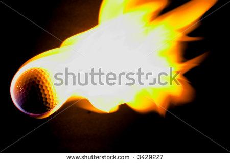 Flaming golf ball clipart svg Flaming Golf Ball Stock Images, Royalty-Free Images & Vectors ... svg