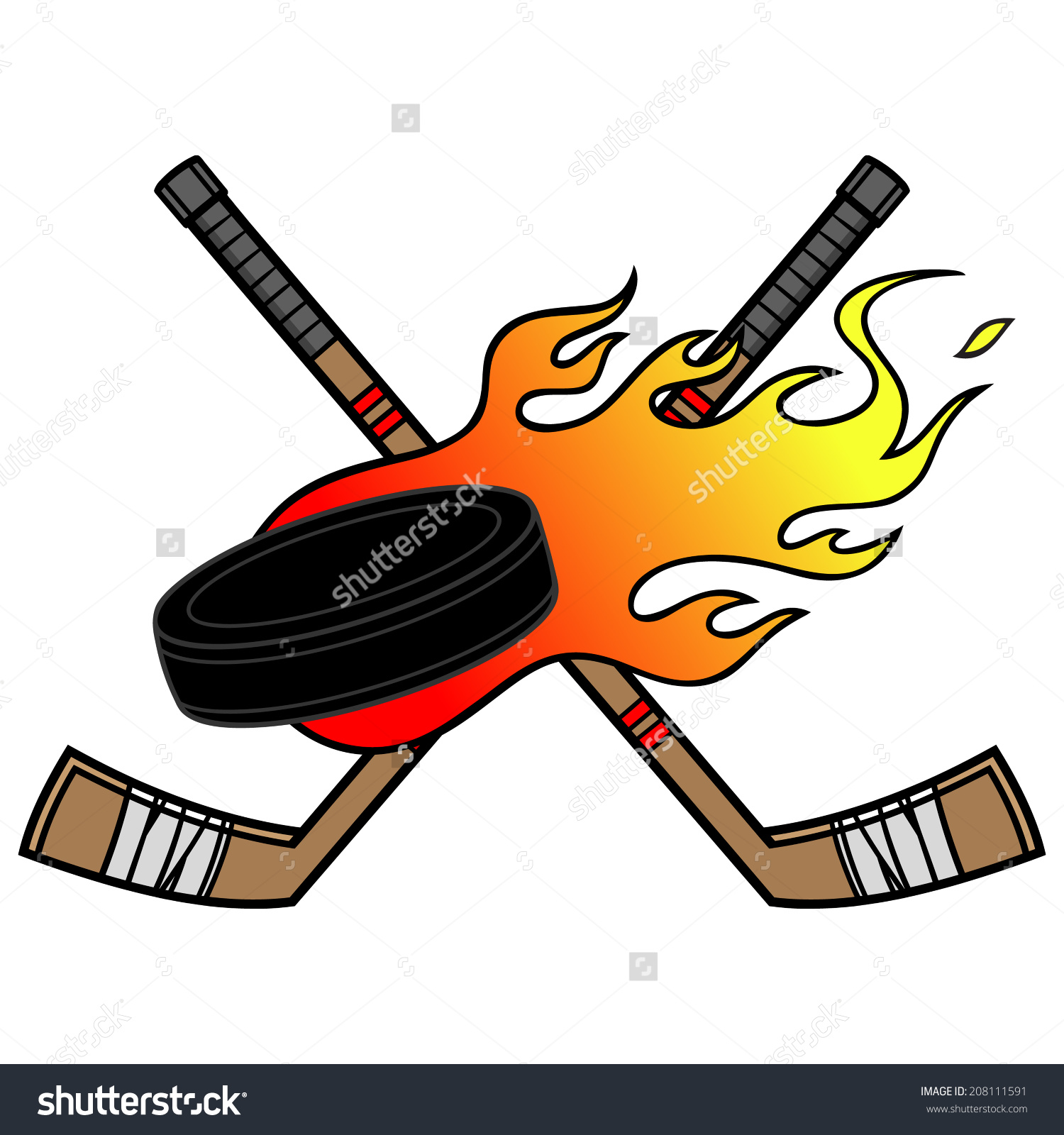 Flaming hockey puck clipart graphic transparent download Flaming hockey puck clipart - ClipartFest graphic transparent download